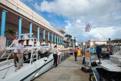 The 2016 International BoatBuilders Exhibition & Conference will return to the Tampa Convention Center in Tampa, Florida.