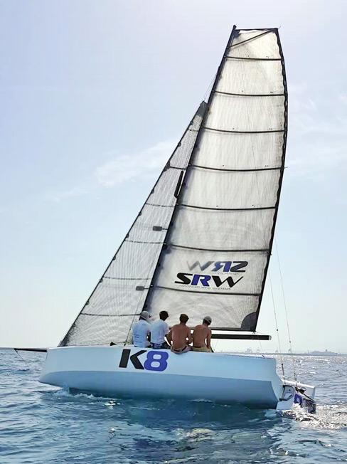 K8 sport sloop