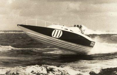 Delta hull design Surfury by Sonny Levi