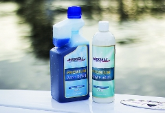 Alexseal cleaning products.