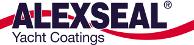 Alexseal logo.