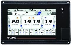 Yamaha CL7 touchscreen.