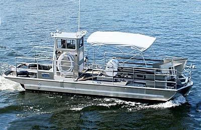 Kvichak Marine, oil skimmer