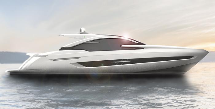 Fairline Yachts, Targa 62 GTO model