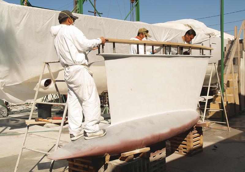 Peterson boat