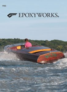 Cover of Epoxyworks, Gougeon Brothers newsletter