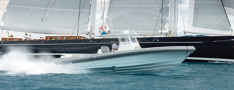 Tender from Ocean 1 Yachts
