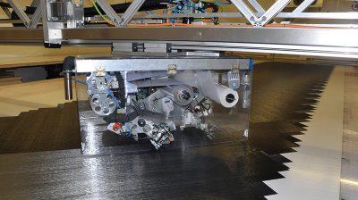 automated tape-laying machine