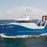 Innovative Dutch fishing vessel