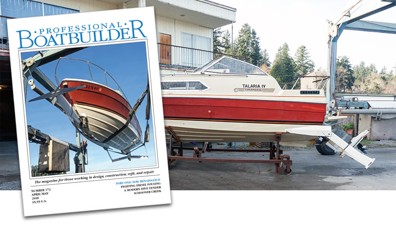 Professional BoatBuilder, April/May 172