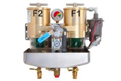 Fuel filtration system.