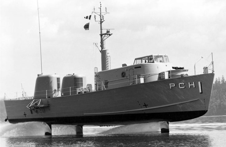USS High Point Patrol Vessel