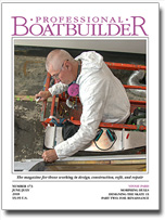 Professional BoatBuilder cover