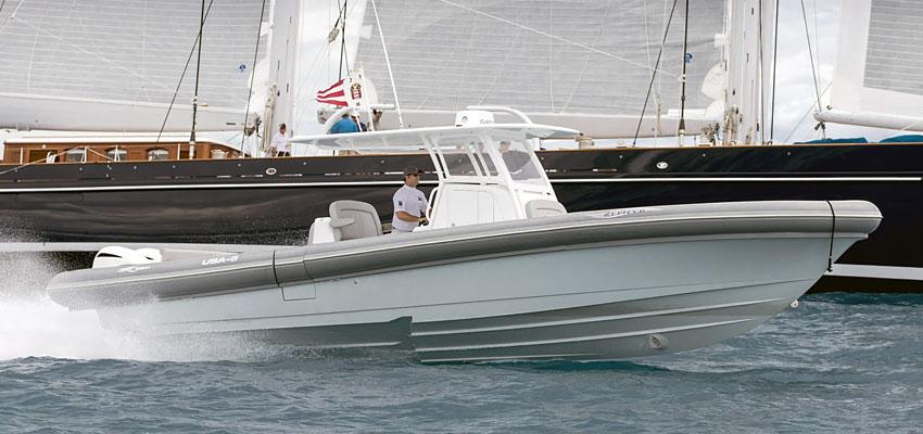 Ocean 1 Yachts Tender