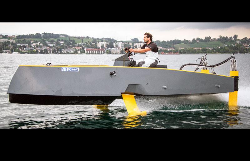 Swiss Hydros HY-X prototype