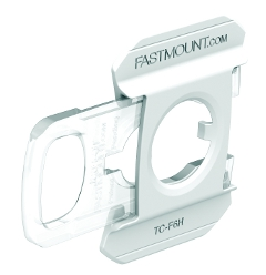 Fastmount TC-F6H upholstery clip.