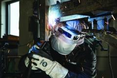Weld-Mask 2 helmet.