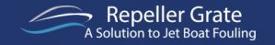 Repeller Grate logo.