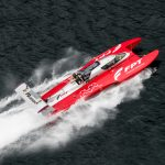 Fabio Buzzi set a new world speed record
