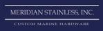 Meridina Stainless logo.