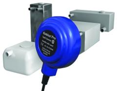 Gobius Pro through-wall tank monitoring system.
