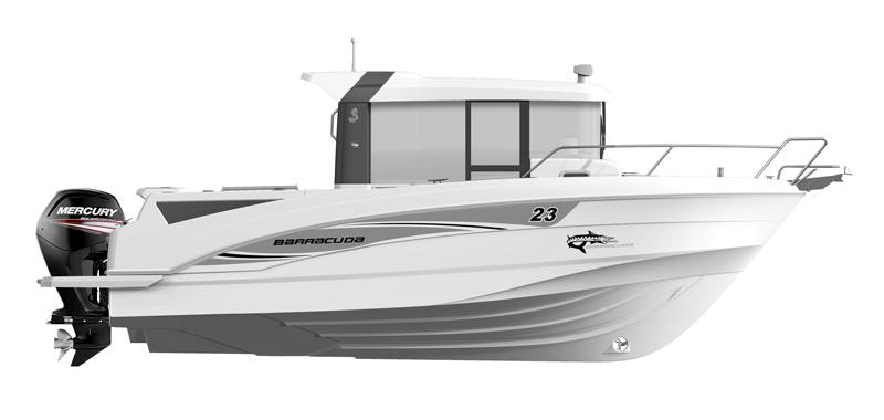 Beneteau's Airstep Hullform - Professional BoatBuilder Magazine