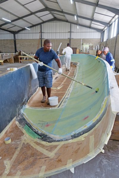 South African Boatbuilders