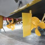 Propspeed antifouling coating