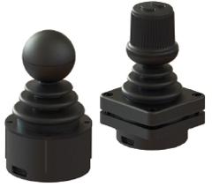 Ruffy Controls joysticks.