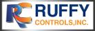 Ruffy Controls logo.