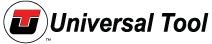 Universal Tool logo.