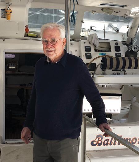Duncan Lethbridge 1943-2019