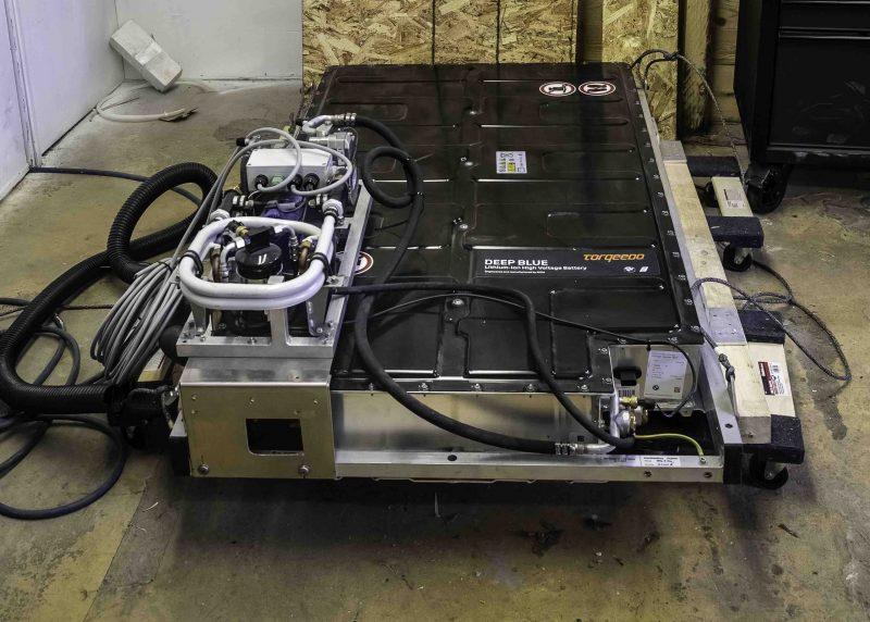 Torqeedo battery