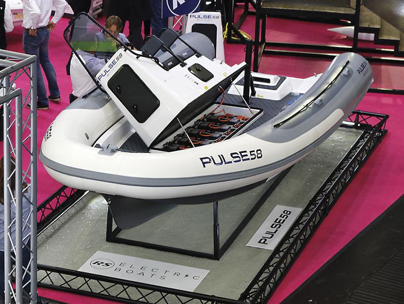 Pulse58 Electric RIB