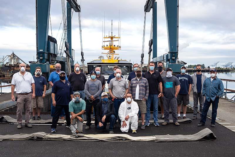 Nordlund Yard Crew