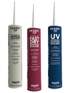 Pettit AnchorTech adhesives and sealants.