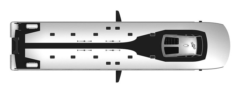 Foiling Ferry