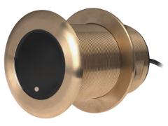 Airmar thru-hull transducer.