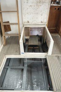 Revision Marine Trawler Refit