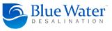 Blue Water Desalination logo.
