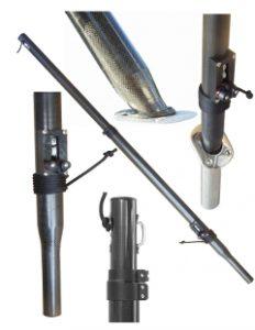 Sports fisher pole.