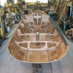 Longtail 30 Hull Construction