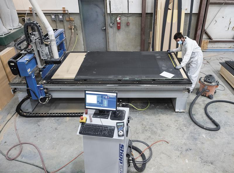Longtail 30 Deck