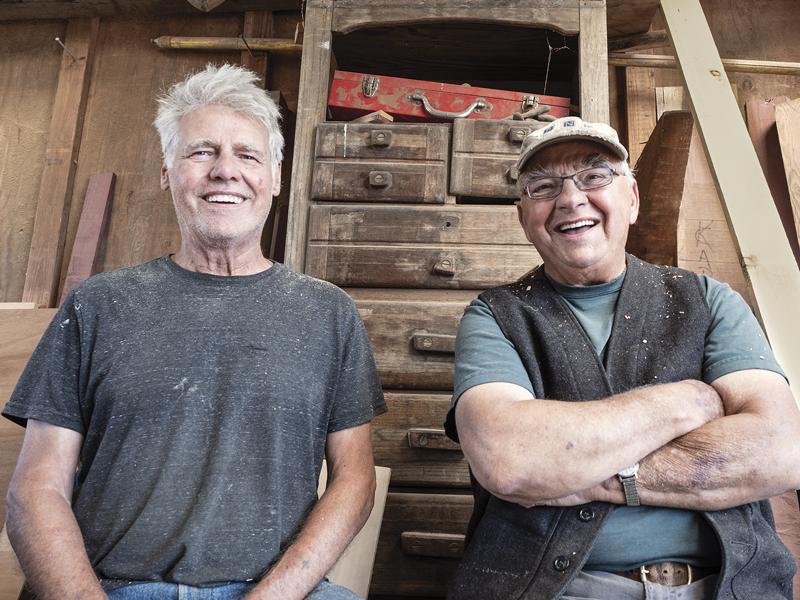 Wilmore, thompson, Co-founders PTSC