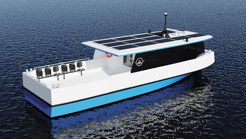 Ampereship Passenger Ferry
