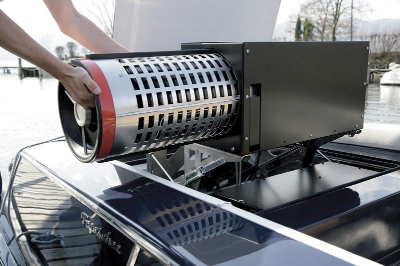 High-Pressure Hydrogen Tank