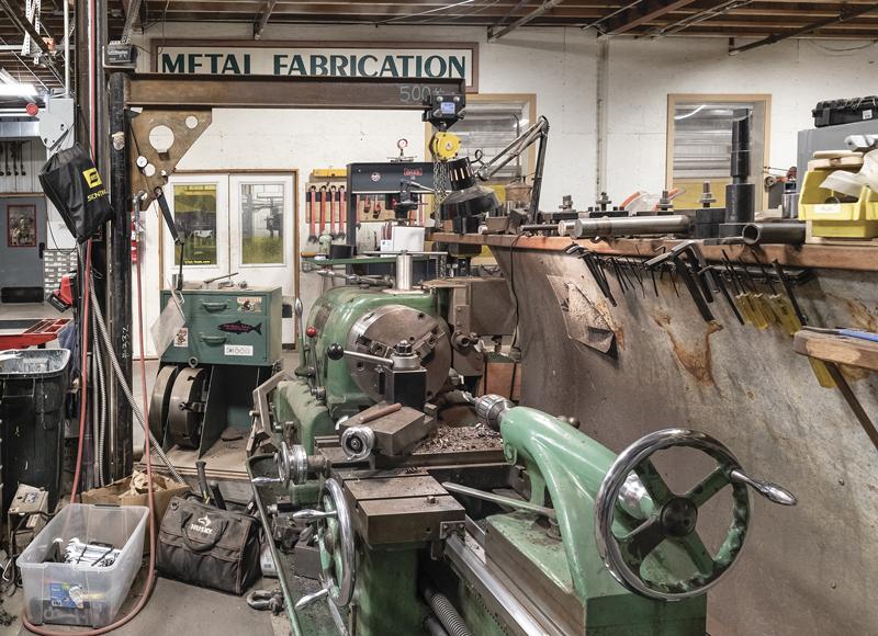 Metal Fabrication PTSC