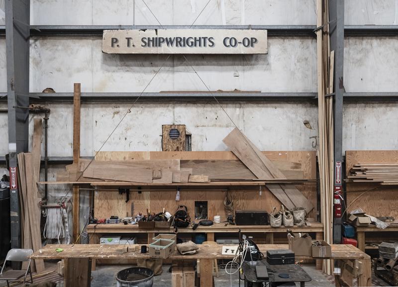 Shipwright's Co-op Workshop
