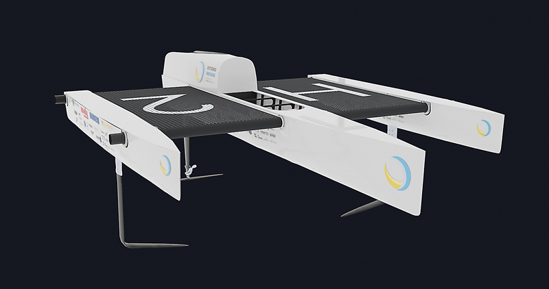 TU Delft Hydro Motion Trimaran